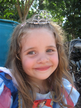 Sassy Princess