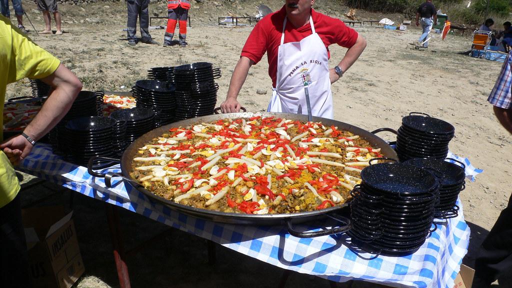 La comida preparada
