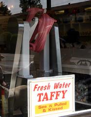 Taffy Pulling
