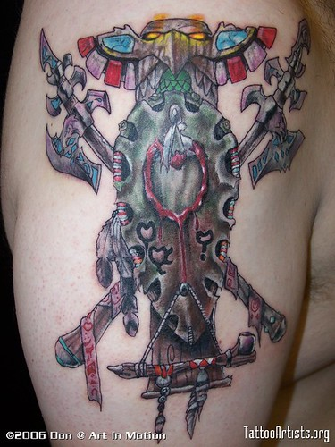 tattoos I have seen. again found on a forum. www.world-of-warcraft-vi