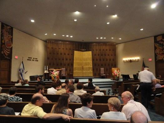 Beth Israel, Jackson