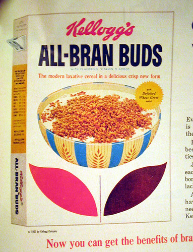 The modern laxative cereal