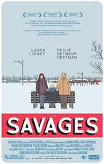 La familia Savages cartel película