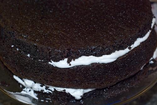 cake pre-frosting