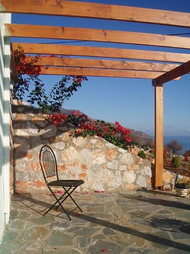 The Green Terrace, Vegetarian/Vegan B&B in Crete