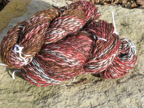 Baked Alaska - Yarn School Brown 2 ply