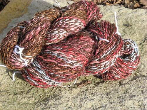 Baked Alaska - Yarn School Brown 2 ply