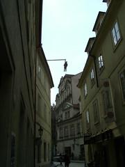 Street in Stare Mesto