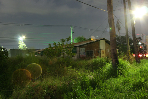 rural houses at night 01