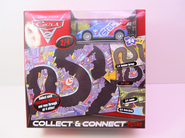 disney cars 2 collect and connect exclusive puzzles (2)