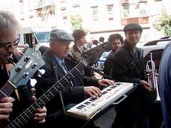 Eldridge Street Synagogue Klezmer Parade, 10/12