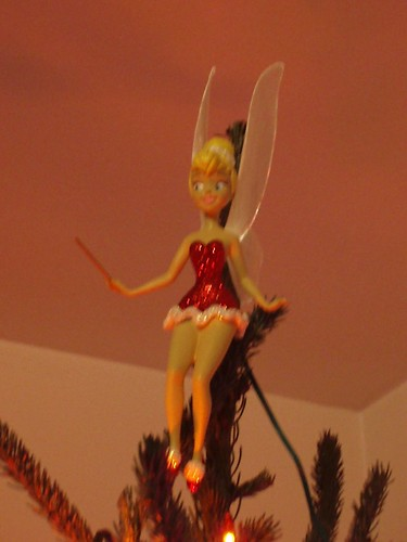 TinkerBell Tree Topper