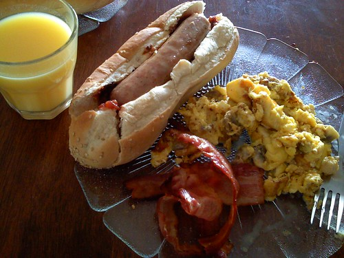 Breakfast of Losers