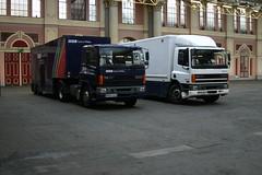 BBC OB Trucks