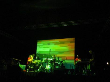 Tortoise, 12/30/07 Aragon Ballroom