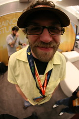 DaveO at SXSW08 by Bre Pettis