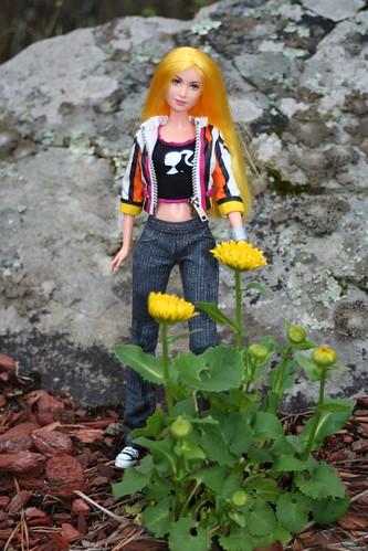 CeeCee In The Garden