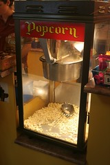 popcorn machine - sawtell cinema