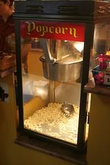 popcorn machine - sawtell cinema