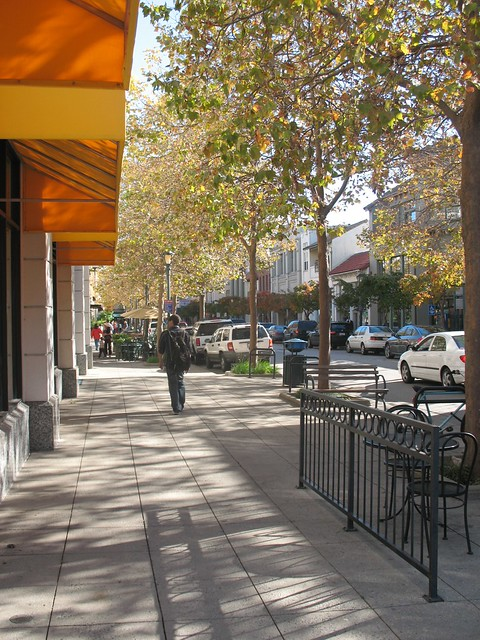 Santa Cruz Downtown