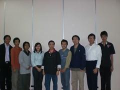 Foto Bareng Peserta Training E-Learning