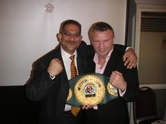Tamkin Riaz and Billy Schwer