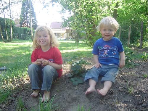 Rune en Elle April 2007