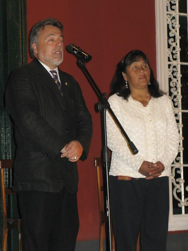 Homenaje a Hilario Mendivil