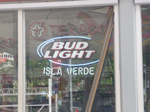 In what way is Bud Light light?