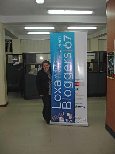 Catimier en Loxa Bloggers 2007