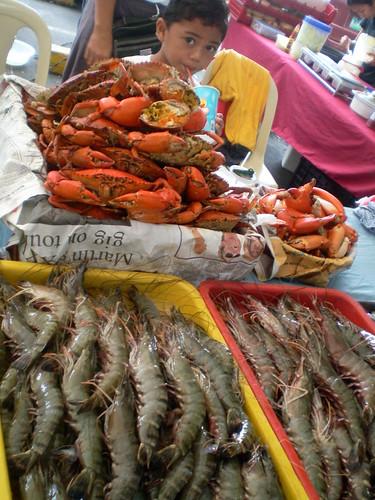 Crab & Shrimps