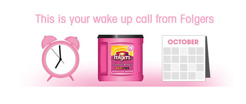 Folgers Wake Up Call