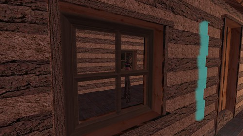 Log Cabin windows_001