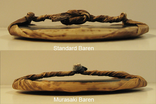 Comparison of Standard and Murasaki Barens - Sides