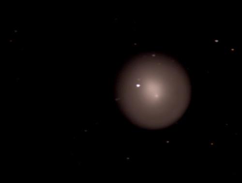 Comet 17P/Holmes on 11/1/2007