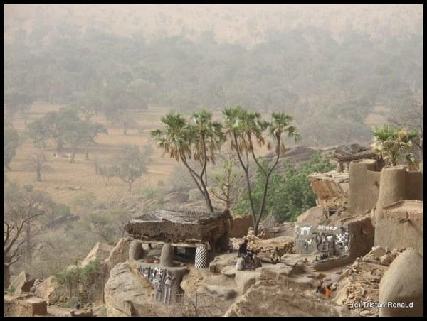 The village of Ireli - Mali