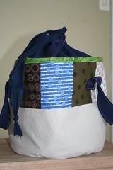Fabric Bagsket