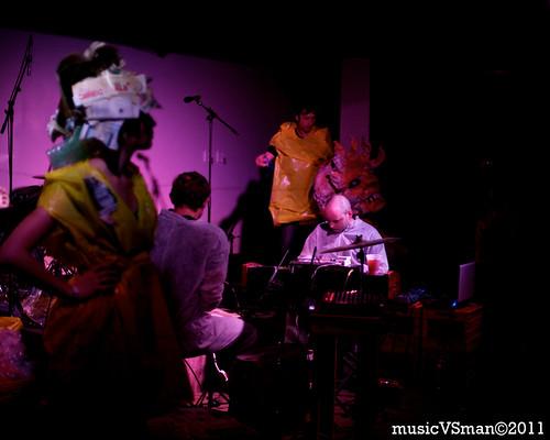 Half Gay @ The Luminary Center for the Arts - 05.19.11