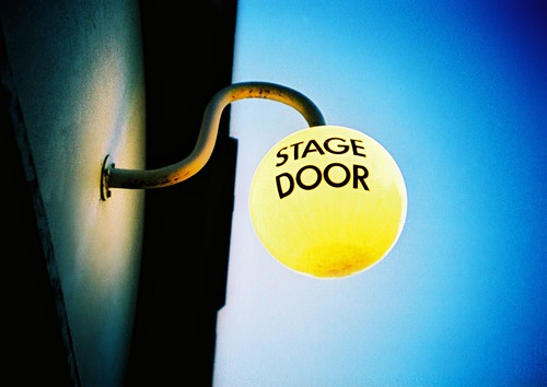 Stage Door by Slimmer Jimmer