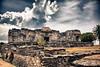 Tulum Ruins by bukharov