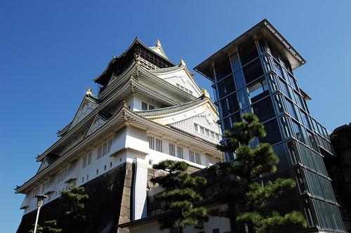 Osaka Castle 7