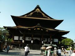 217 - Nagano - Zenko-ji Temple - 20080617