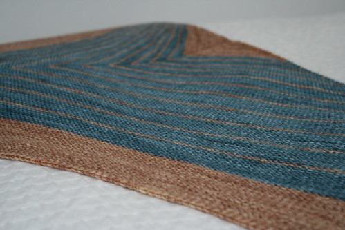 Stripe Study Shawl (4)