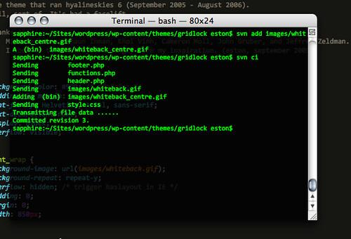 Subversion en Ubuntu (y GNOME) | AKA - Subversion for dummies