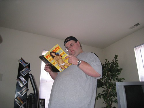 Greg reads it for the articles