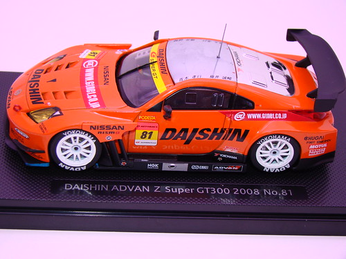 Ebbro Daishin 350Z (1)