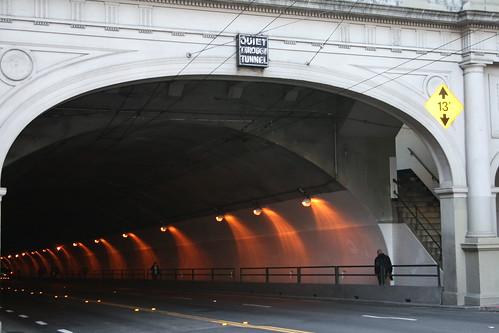 Bridge near Chinatown