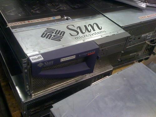 Sun Enterprise 420R Server
