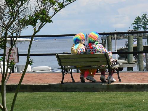 Potato Festival - Clowns