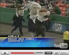 Presidents Race Videos